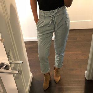 Gap paper boy pants